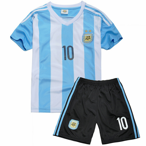 reputable site 130e0 51a29 Buy Cheap Clothes China Argentina Children Soccer Jersey ...