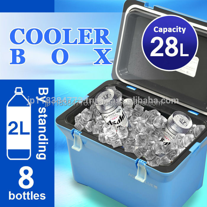 Cooler Box 28l Japan Made Ice Warm And Cool Box Hock Fishing ...