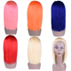 pink orange blue red 613 blond color wig brazilian virgin human hair long colored lace front full lace wig in stock
