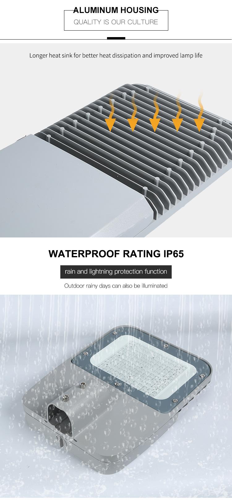 Hohe qualität smd Ip65 wasserdichte outdoor 100 w 150 w 200 w 250 w 300 w 350 w 400 w led straße licht