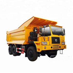 China 50ton high reliability and durability mining dump truck for sale