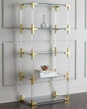 lucite etagere save bookcases keyword wayfair clear bookcase