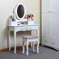 Yasen Houseware Wood Dressing Table Design,Bedroom Pine Wood Dressing Table,Color Dressering Table