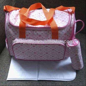 Beautiful Baby Changing Canvas Mama Bag Diaper Bags Jumbo Tote Hockey Product On Alibaba