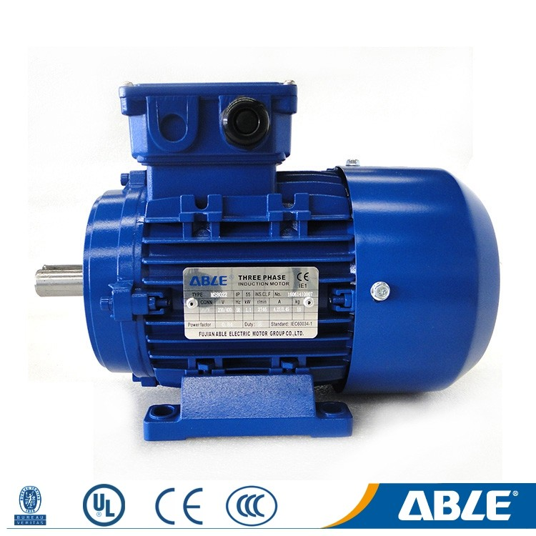 oilless compressor 220v 1hp 2hp 5hp principle spg induction electric ac motor