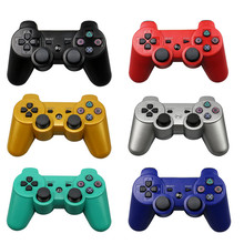 Bluetooth Wireless Controller สำหรับ PlayStation 3 PS3 Wireless controller PS3 บลูทูธ Gamepad จอยสติ๊ก Dual - Shock Controller