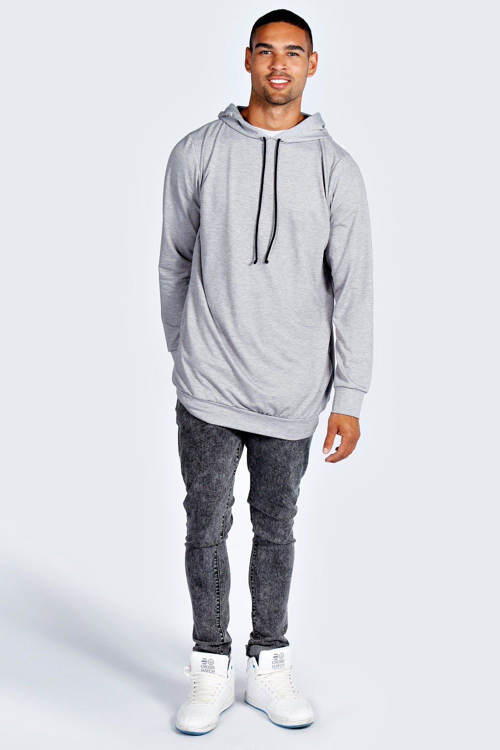 Latest Fashion Mens Long Hoodie With Factory Price - Buy Long ...