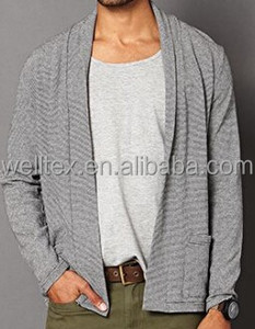 Men's light cardigan