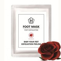 Factory direct sell most popular foot mask for Exfoliating