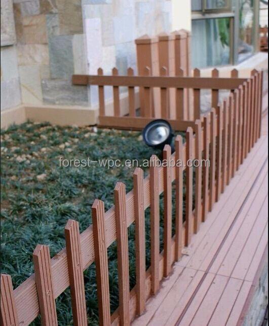 Connu wpc esterno ringhiere ringhiere scala esterna ringhiera in legno  OB43