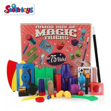 Hot Sale Magic Game Set Over 75 Easy Magic Trick For Kids Toy
