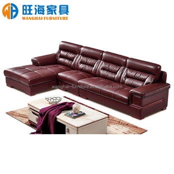 Living room sets Modern sofa Genuine leather sofa Monde Color 1602