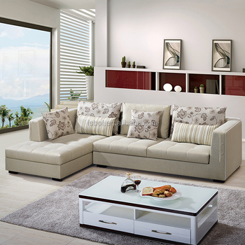 E Saving Mobile Home Furniture Modern Office Lounge Sofa Df019