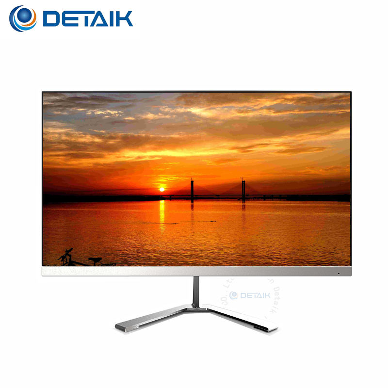 Detaik Factory Price Ips Gaming Monitor, New Style Full HD 1080P LED LCD Computer Monitor