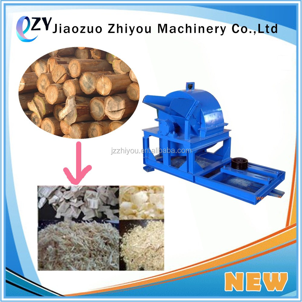 Tree Branch Crusher machine/ wood crusher from manufacturing/mini wood grinder(skype:peggylpp)