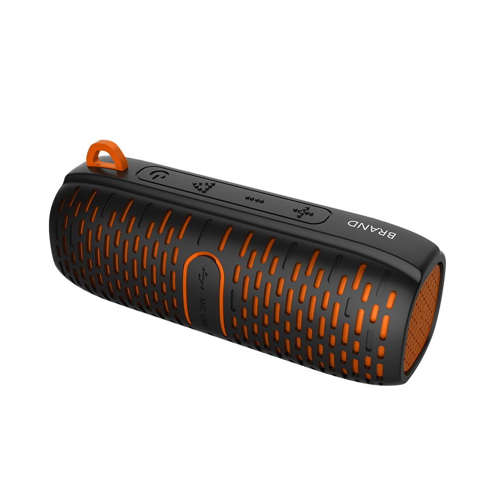Waterpoof <strong>bluetooth</strong> <strong>speaker</strong> <strong>wireless</strong> 6W parlantes <strong>bluetooth</strong> for outdoor and bicycle