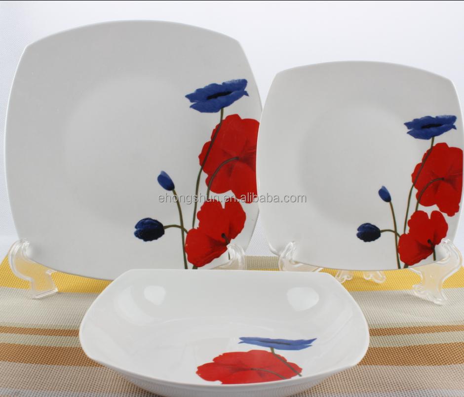 Vajilla de cer mica art culos para el hogar vajilla de for Articulos de ceramica