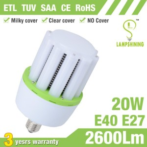 Best Selling Products Replaces Halogen 75W With LED E27 Corn Blubs 20 W
