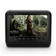 Portable Car Headrest DVD Player with 800 x 480 LCD Screen Backseat monitor full Functional Remote Control