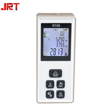 OEM digital laser distance meter 100m with angle measuring meter