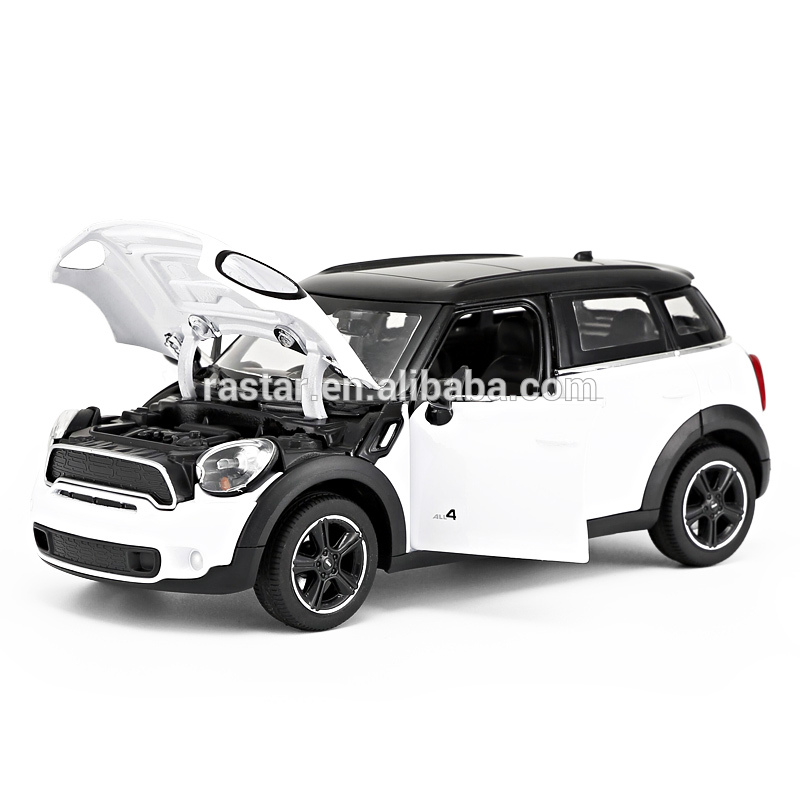 Rastar licensed diecast toy car door openning made in china