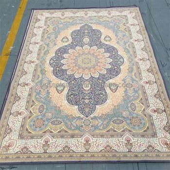 Luxury Persian Custom Hd Printed Door Mat Muslim Prayer