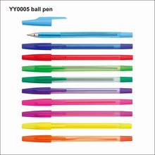 Colorful stick ball pen YY0005