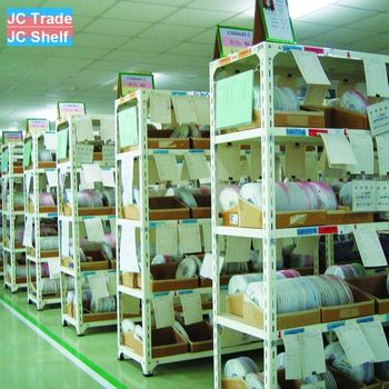 Best Quality Industrial Warehouse Storage Angle Steel Rack