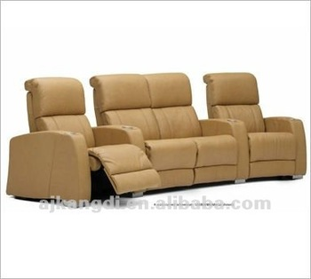 Home Theatre Seating Chairs Theater Chair Love Seat Recliner Sofa Kd Th7108