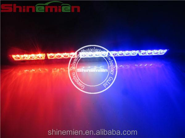 Traffic Advisor Directional Stick Red White Blue Led Flashing ...