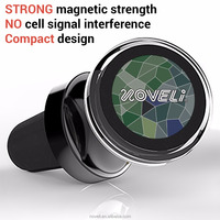 360 Magnetic Car Cell Phone Holder Magnet Car Mount for Car Vent with Custom Logo