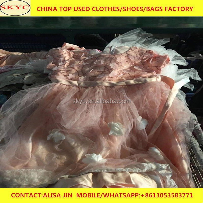 second hand clothes importers of summer used clothings from south korea 2017 deal used clothes container in China