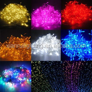 10m 100 Leds Multi-color Fairy Lights,Led String Lights Outdoor ...