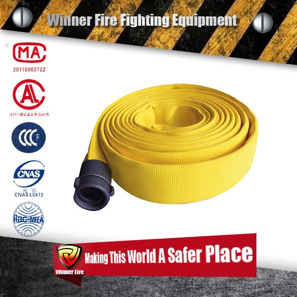 Manual fire hose reel