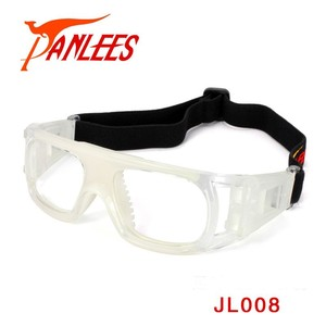 Panlees wholesale brand custom sports prescription glasses frame soccer ball basketball dribble glasses optical goggles glasses