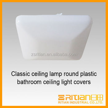 Classic ceiling lamp square plastic bathroom ceiling light covers classic ceiling lamp square plastic bathroom ceiling light covers aloadofball Images
