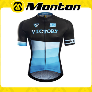 Monton great ventilation material breathable Cycling jerseys cycling gear canada cheap cycling jersey