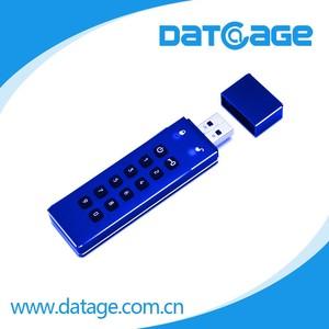 Datage Promotional Metal Copy USB Dongle Key