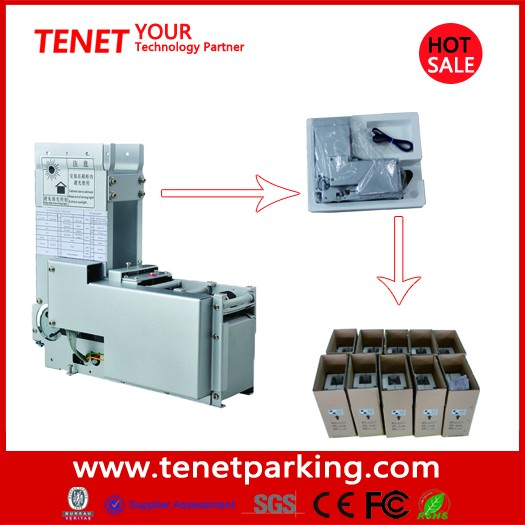 Automatic Ticket Dispenser ~ Automatic ticket vending machine parking rfid card