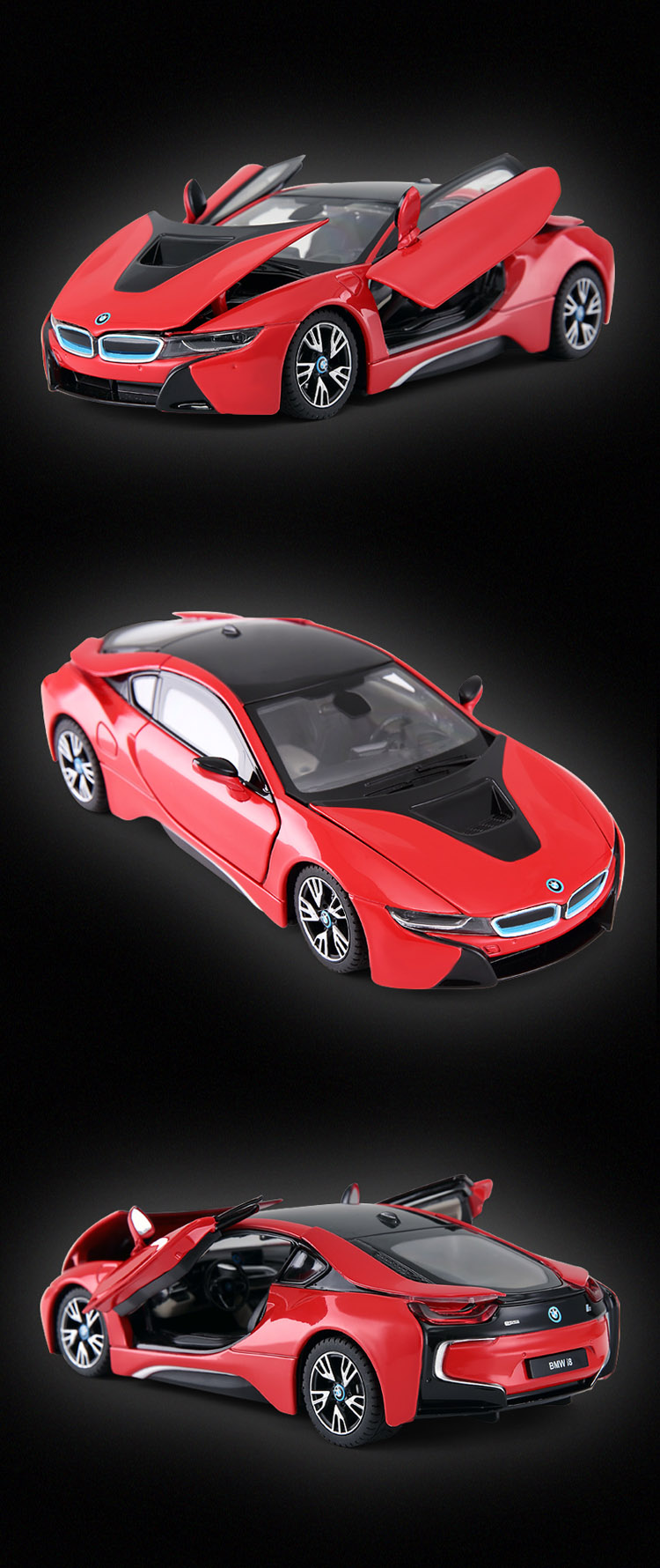 Hot sale item for kids antique BMW metal model toy car