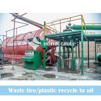 Christian Supplier Tyre Pyrolysis System TO Crude Oil