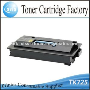 High quality Black toner cartridge TK 725 729 for Kyocera Taskalfa 420i 520i