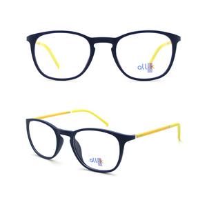 9b620a850ce AK9019 Hot Sell TR90 Cheap Eyeglasses Stylish Light TR Plastic Panto Men Optical  Eyewear Eye Glasses