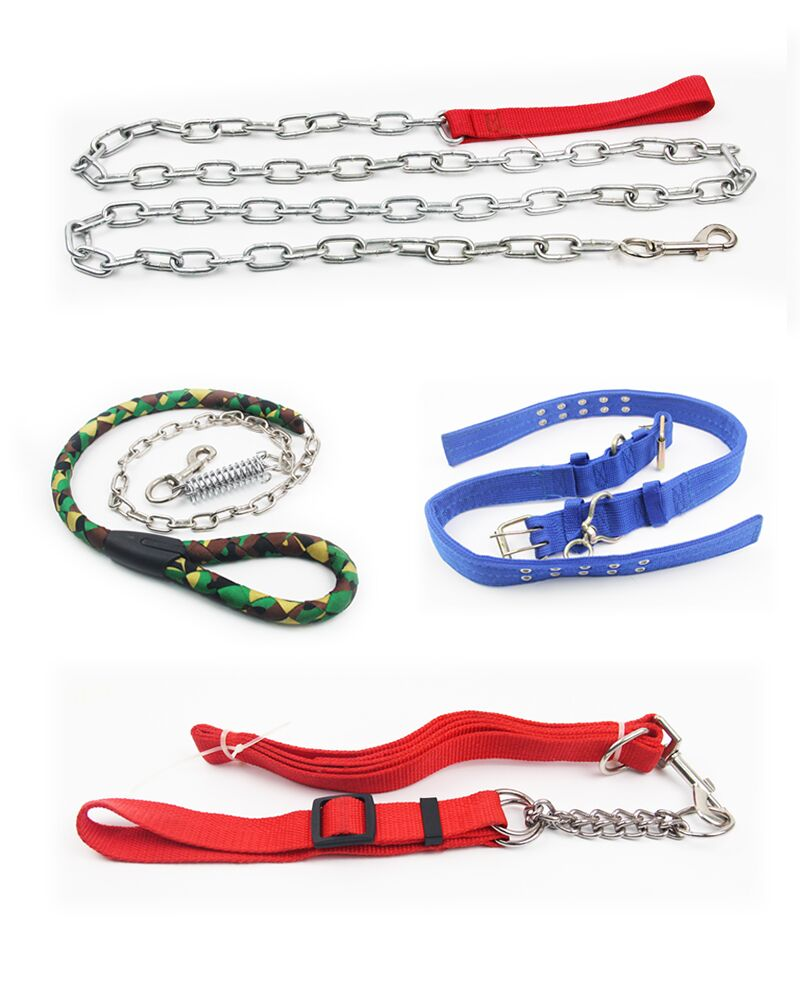on sale Galvanized dog steel chain