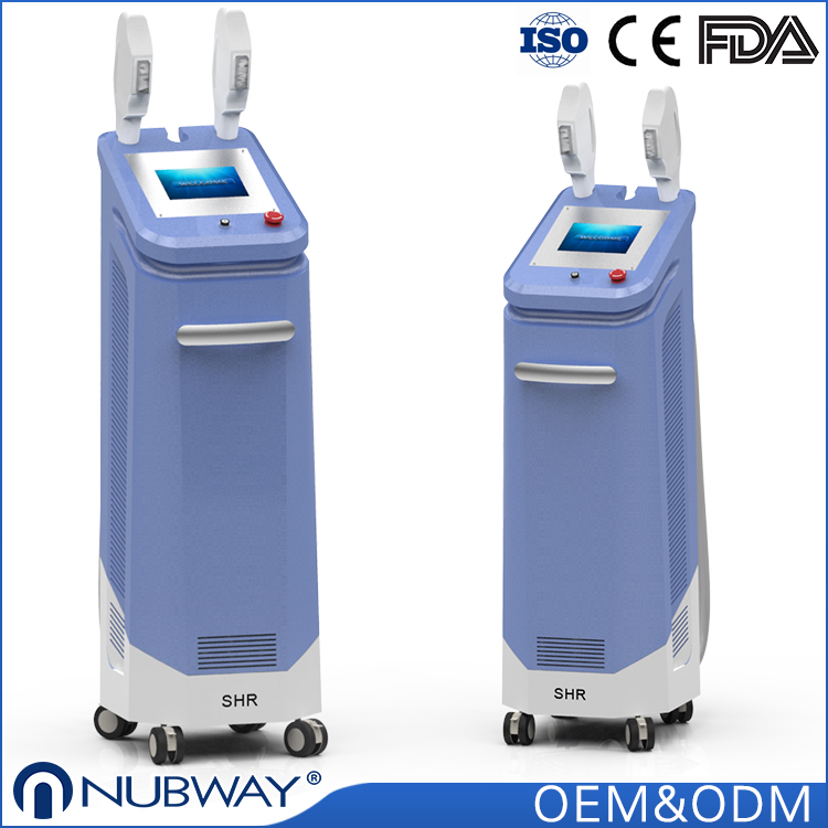 CE approved professional ipl hair remover permanent/ipl SHR hair removal machine for wrinkle removal