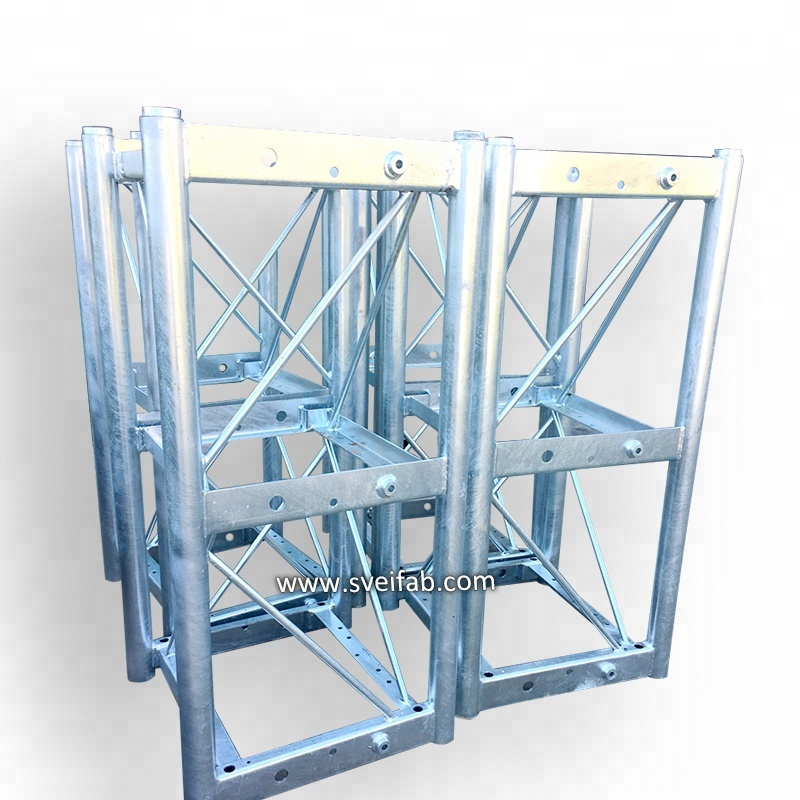 Customize hot galvanized steel framework scaffolding