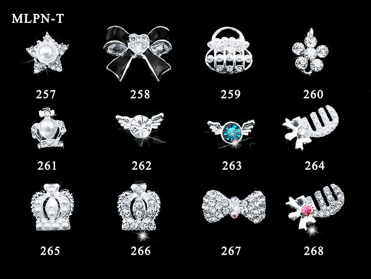 Pnm13 21 good accessories for acrylic nails buy online alloy skull pnm13 21 good accessories for acrylic nails buy online alloy skull design 3d nail art prinsesfo Choice Image