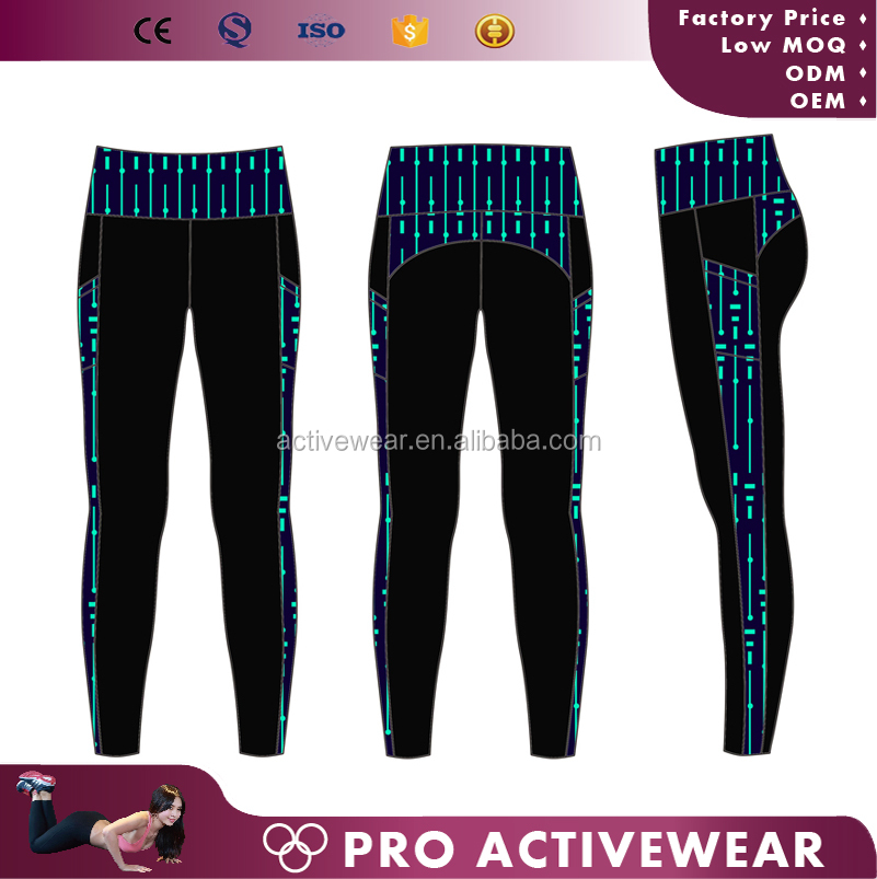 Best Selling Mesh Seamless Yoga Pants, Sublimation Yoga Tighes Oem Factory