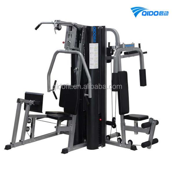 Strength Training Multi Fitness Equipment Deluxe