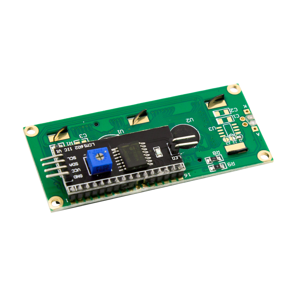 NEWIIC I2C Serial Interface Board For Module LCD1602 Adapter Board Fast